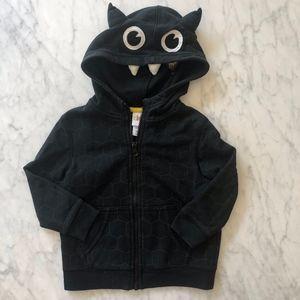 Monster Hoodie - 24m